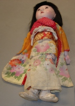 Miss Iwate's doll